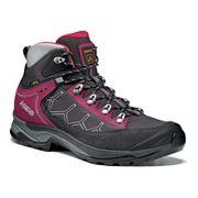Chaussures Asolo Falcon GV GTX gris violet femme