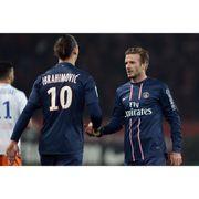 Maillot domicile PSG 2012/2013 Beckham
