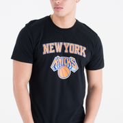 T-shirt New Era logo New York Knicks
