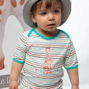 En vacances avec Sophie Mayo Parasol Top anti uv bébé fille garçon