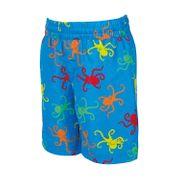 Zoggs garçon Octopus Fever Shorts Multicolore