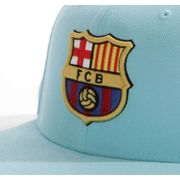 Casquette Turquoise Nike Heritage Homme Fc Barcelone