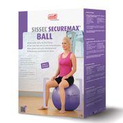 Sissel Ballon d'exercice Securemax 75 cm Violet SIS-160.015