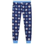 0cf996e06a442 Manchester City FC officiel - Pantalon confort de pyjama thème football -  homme