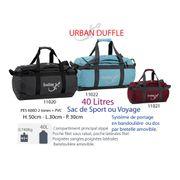 Urban Duffle - Sac de voyage 40 L-sacs de sport 40L