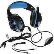 Casque ecouteur-GM - 1 Casque d'écoute Sur-oreille pour PS4