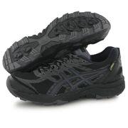 Asics Gel Fujitrabuco 5 Gtx noir, chaussures de running femme