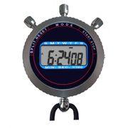 Chronomètre digital - 2 temps Split - Boîtier métal