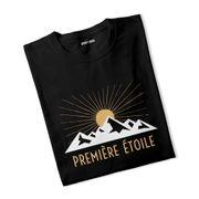 T-shirt fille Première étoile