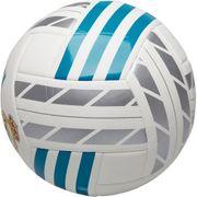 Ballon Officiel Adidas Blanc et Bleu Réal de Madrid Taille 5