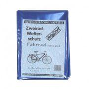 Bâche de protection pour vélo 240 x 100 cm, bleu