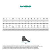 Lowa Hommes Renegade GTX Mid Chaussures de randonnée Gore-Tex - 310945 9449