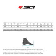 Chaussures Sidi VTT Drako 2 Carbon gris mat