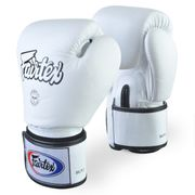 Gants de boxe Fairtex Blanc-12 oz--12 oz-BLANC--------------BLANC-12 oz