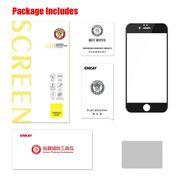 Housse coque de protection -  0,26 mm 9H Dureté de Surface 6D Bord Incurvé en Plein Écran en Verre Trempé Film pour iPhone 6 Plus et 6
