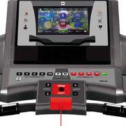 Tapis de course F1 TFT G6414TFT. 18Km/h. 135x45cm. 12%. Écran tactile Touch&Fun. Internet, WIFI, TV, Reseaux