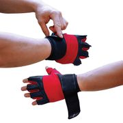 Gants Body-Solid avec sangle poignet