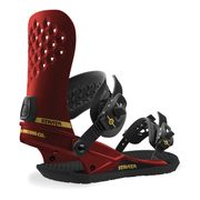 Fixations De Snowboard Union Strata Red