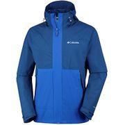 Columbia Evolution Valley Jacket Carbon, Azul 1X
