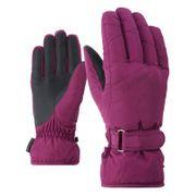 Ziener KADDY lady glove plumberry