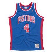 Maillot NBA Joe Dumars Detroit Pistons 1988-89 Mitchell & ness Hardwood Classics Bleu Taille - M