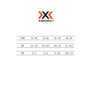 X-SOCKS Ski soie chaussettes de ski Merino - X100026-G519