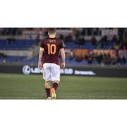 Maillot domicile AS Rome 2015/2016 Totti-M