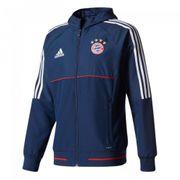 Vestes replica officielle Bayern veste h 17/18