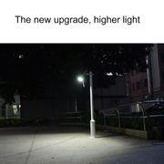 Lampe solaire HDProjecteur luminaire HD20W 1800LM Solaire Projecteurs , 40 LEDs Blanc Lumière IP65 Étanche à l'eau Rechargeable