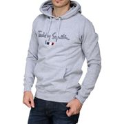 Sweat Teddy Smith Seven 10813040d 181 Gris Chine