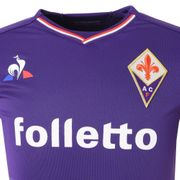 Maillot domicile junior Fiorentina 2017/2018