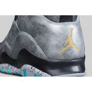 Chaussure de Basket Air Jordan 10 retro 30TH Lady Liberty Pointure - 47.5