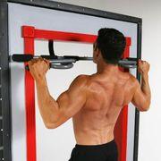 Iron Gym Barre de traction Xtreme Noir IRG002