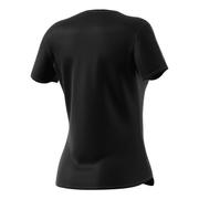Adidas - Response Shortsleeve Femmes chemise de course (noir)