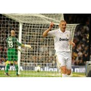 Maillot domicile Real Madrid 2011/2012 Benzema