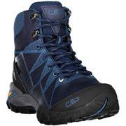 CMP - Tauri Mid WP Hommes chaussures de randonnée (bleu foncé/noir)