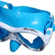LUNETTES DE PLONGEE - MASQUE DE PLONGEE  Masque et Tuba de plongée Ischia Siltra- Medium - Bleu