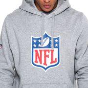 Sweat à capuche New Era avec logo NFL