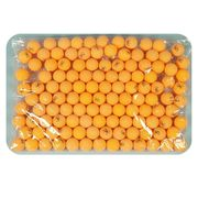 Balle de tennis de table  Balles 120 yellow  3 star