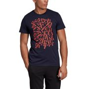 T-shirt adidas Linear Scatter