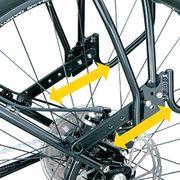 Porte-bagage Topeak Uni SuperTourist 24 '-26' pour Fat Bikes