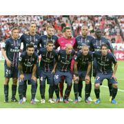 Maillot domicile PSG 2012/2013 Lavezzi L1