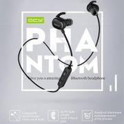 Écouteur avec Bluetooth-QCY QY19 Sport Sans Manière Sans Fil Bluetooth 4.1 écouteur In-Ear Avec Micro pour Téléphones Intelligents ou Autres Appareils Bluetooth, Distance Bluetooth Efficace: 10M (Noir)