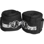 Gorilla Sports - Bandages de maintien pour la pratique de la Boxe