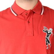 Polo Marion Roth P8 Rouge