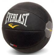 Médecine ball en cuir Everlast 4,5kg