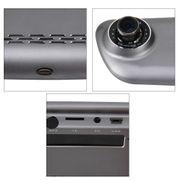 Dashcam camera dvr auto-Écran Tactile de 7 pouces d'Affichage du Véhicule DVR Full HD 1080P Véhicule Blackbox DVR de 1200 Millio