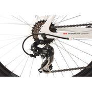 VTT semi rigide 26'' Carnivore blanc TC 52 cm KS Cycling