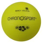 BALLON DE VOLLEY-BALL CHRONOSPORT Ballon Volley Transp Orange 210