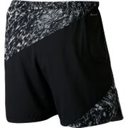 Nike Short Flex Distance Noir Short Court Homme Multisports